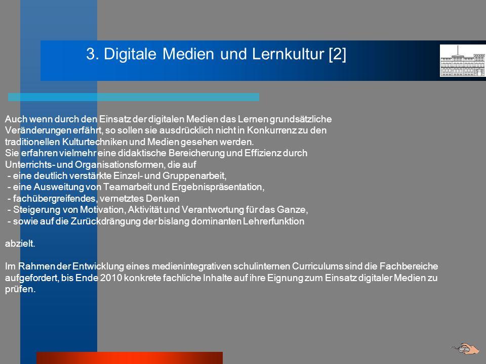 3. Digitale Medien und Lernkultur [2]